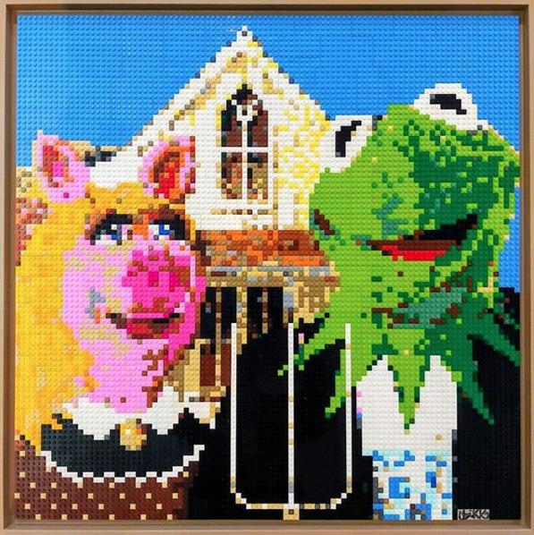 Muppet gothic - Brikx