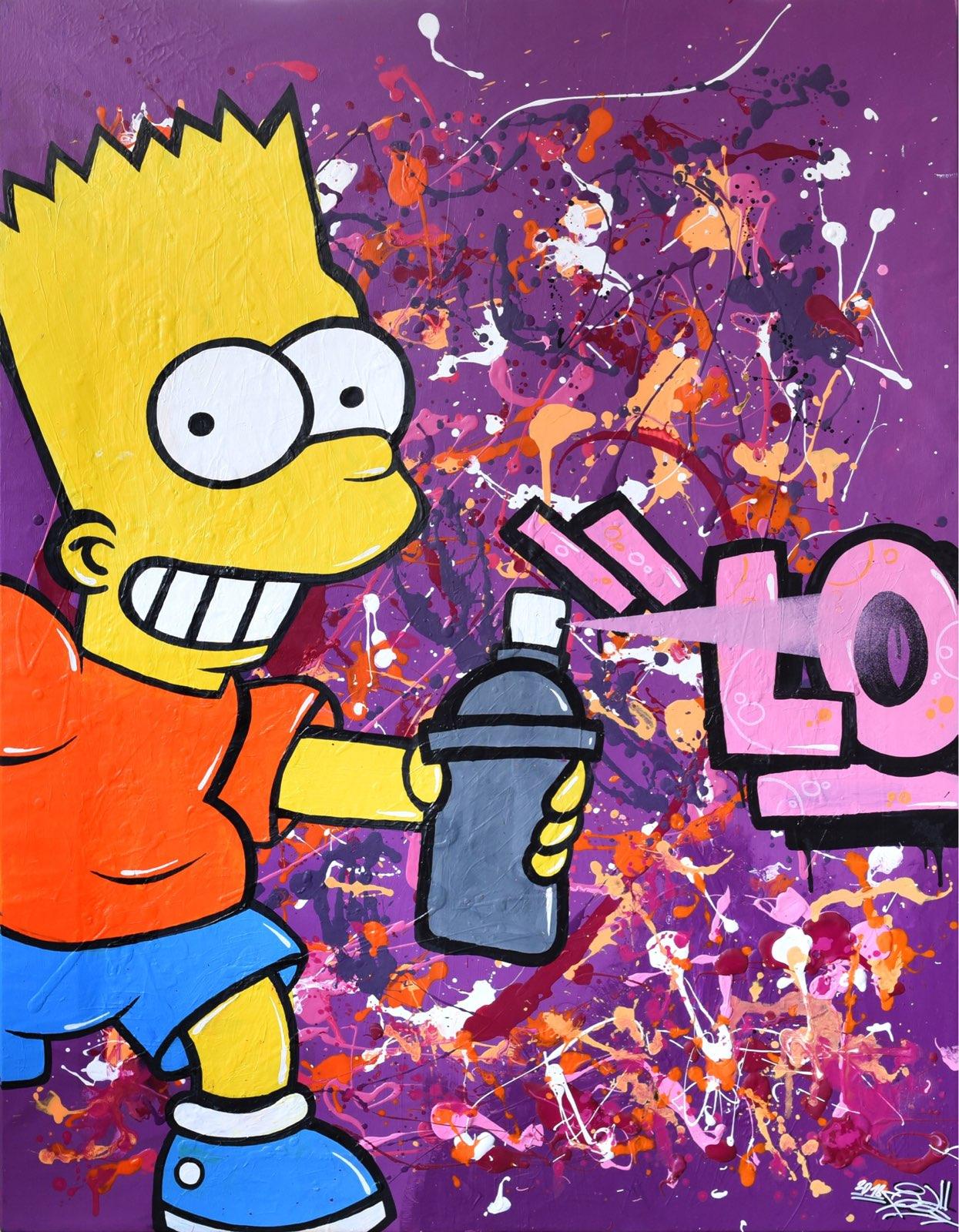 Crazy Bart - Fat