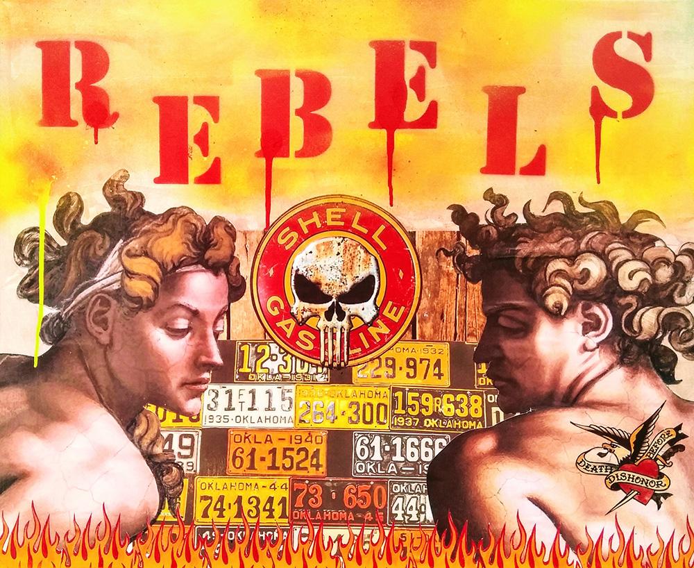 Rebels - Jo y Posso